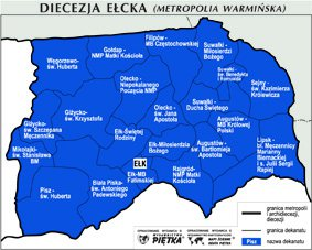 diecezja ełcka